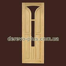 Двері міжкімнатні з масиву 80см s_2380