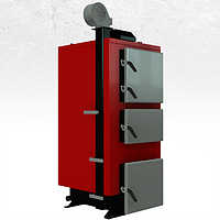 Твердотопливный котел Альтеп КТ-2Е 38 кВт 152л.