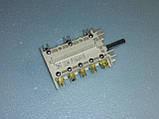 Переключатель ПМ-034 ( 5НТ-034 ) / 7-ми позиционный на электроплиты, фото 3