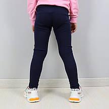 2603син Лосины для девочки синие тм Sincere размер 98,104,110,116,122 см, фото 3