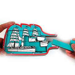Ship in a Bottle | Constantin Puzzle C5099