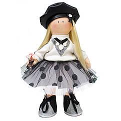 """Текстильная Кукла """"Герта"""" Ручной Работы GD-001"""
