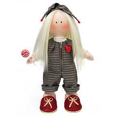 """Текстильная Кукла """"Джульетта"""" Ручной Работы GD-004"""