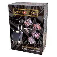 Набір інструментів у валізу на колесах Swiss Kraft Tool 409 предметів (SK409BLG)