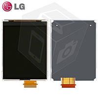 Дисплей (LCD) для LG A160/GB230, оригинал