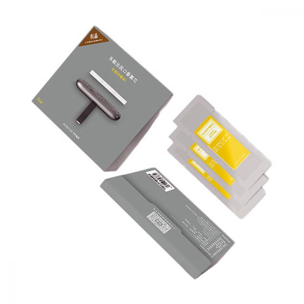 Ароматизатор автомобільний Xiaomi guildford car air outlet aromatherapy small GFANPX5