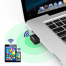 USB-WiFi адаптер WAVLINK 150 Мбит/с оригинал (WN687S1), фото 3