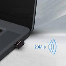 Bluetooth-адаптер USB Bluetooth 4.0 приймач передавач Easy Idea CSR8510, фото 3
