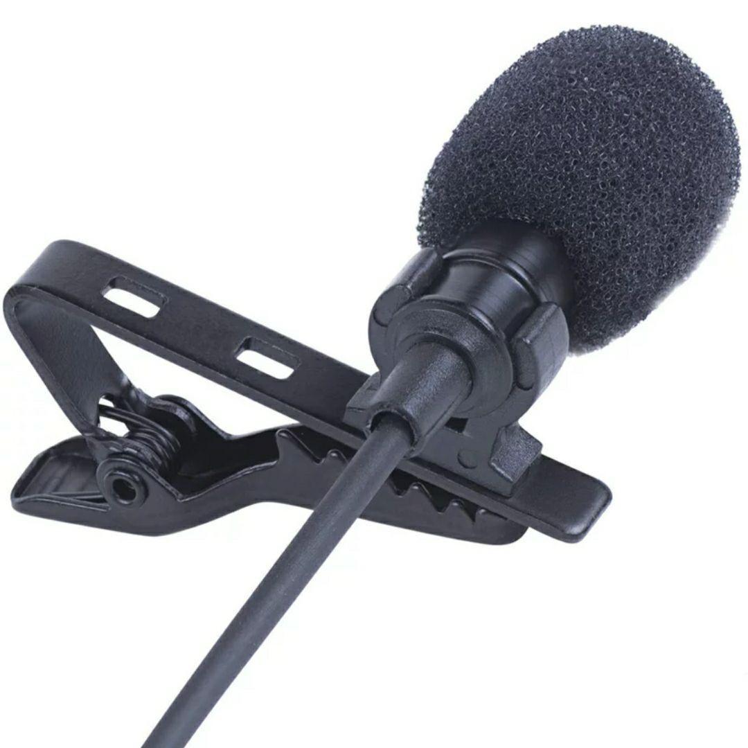 Петличний мікрофон 3.5 мм mini-jack SHELKEE