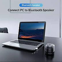 USB Bluetooth адаптер Orico aptX передавач/приймач bluetooth 4.0 для комп'ютера, ноутбука (чорний), фото 2