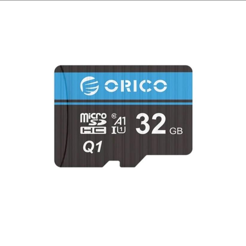 Карта памяти Orico microSD 32Gb USB 3.0 class10 + адаптер (скорость 3.0)