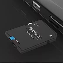 Карта памяти Orico microSD 32Gb USB 3.0 class10 + адаптер (скорость 3.0), фото 3