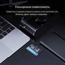 Карта памяти Orico microSD 32Gb USB 3.0 class10 + адаптер (скорость 3.0), фото 2