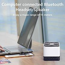 Bluetooth адаптер, аудіо приймач/передавач звуку GOOJODOQ, Bluetooth 5.0 для телевізора, пк, фото 2