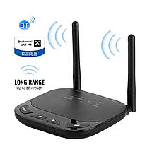 Bluetooth-адаптер 5.0 с aptX VIKEFON, CSR8675, ByPass, Aptx, Aptx HD, AptX LL, SBC, AAC (BT-B27), фото 2