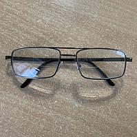 Біфокальні окуляри верх +1.75 низ +3.75 білий полімер