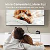Кабель MicroUSB 3.0 DATA Cable Ugreen, для корпусів SSD, HDD (до 4ТБ), фотокамер, 2 метра (золоте напилення), фото 4