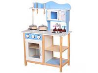 Детские игровые кухни EcoToys TK040 + 7 аксессуаров, фото 1