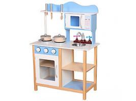 Детские игровые кухни EcoToys TK040 + 7 аксессуаров