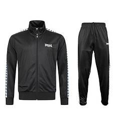Мужской спортивный костюм Lonsdale 115026 Black
