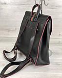 Рюкзак женский «Барб» черный, фото 2