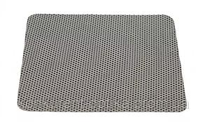 Микрофибра силикон темная (серая) 15х15