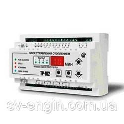 ТР-102 - многоканальный термостат