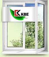 Окно КБЕ классик, 1400*1300