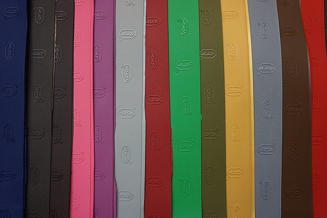 Резина подметочная VIBRAM   940*600 т.1,8 мм. цвет в ассорт.