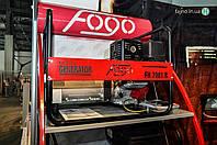 Бензиновый генератор Fogo FH 7001 E (6 кВт, стартер), фото 1