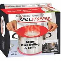"Крышка Невыкипайка ""Spill Stopper"" (Спилл Стоппер)"