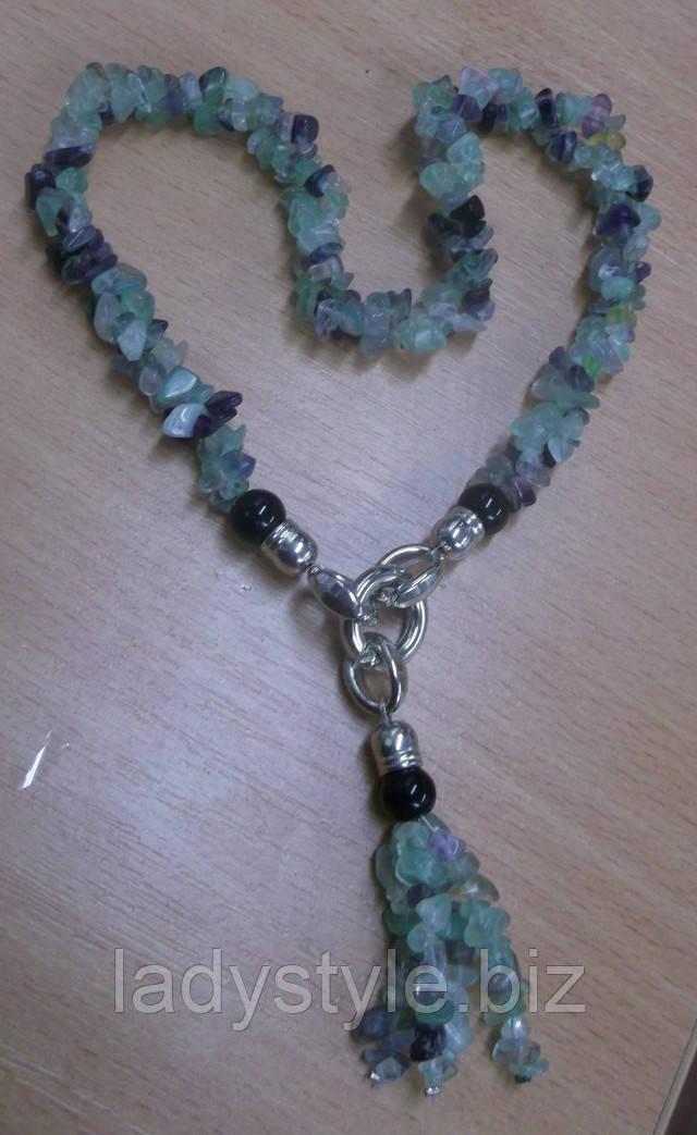 купить бусы колье ожерелье натуральный гранат подарок