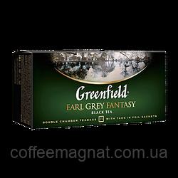 Чай Earl Grey Fantasy Greenfield 100гр.