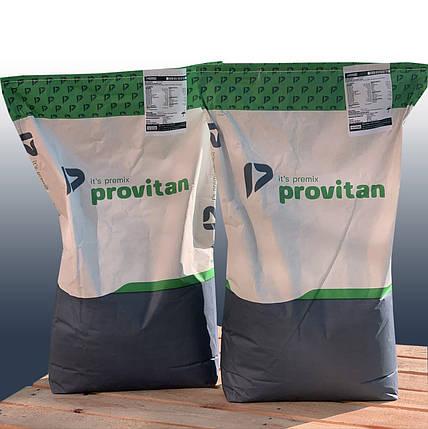 Премикс гровер-финишер 2,5% от 30 до 110 кг PROVITAN. Цену уточняйте, фото 2