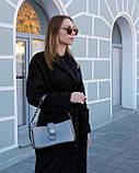 Женская сумка «Эвери» металлик, фото 2