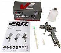 Краскопульт низкого давления Verke V81302 : 75-120 л/мин