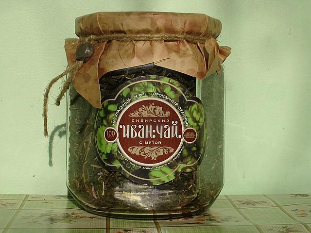 Иван-чай с мятой, 100гр.