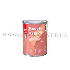 Полуматовый акрилатный лак Tikkurila Paneeli Assa 20 0.9л