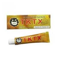 Крем анестетик TKTX 38% Желтый