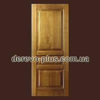 Двери межкомнатные из массива 80см f_2580