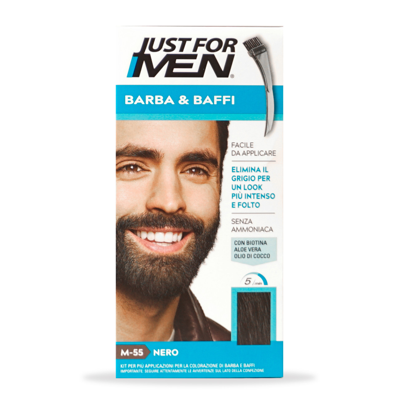 Краска для усов и бороды Just for Men М55 28мл