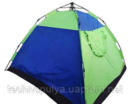 Палатка туристична кемпінговий Stenson R17768 п'ятимісний 2.5х2.5х1.7 м