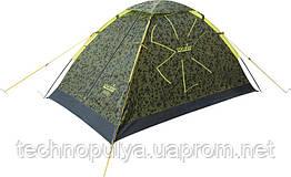 Палатка Norfin RUFFE 2  / FG / 200Х120х100см / NC Камуфляж (NC-10101)