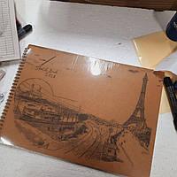 Скетчбук Sketchbook на спирале