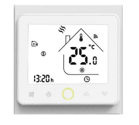 Терморегулятор In-Therm PWT-002 (Wi-Fi) сенсорний програмований