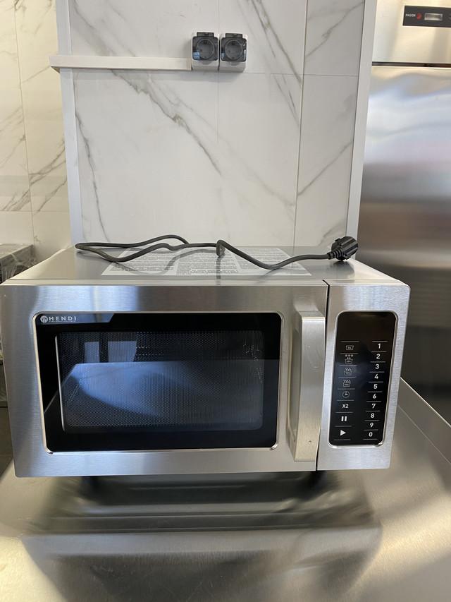 Фото Печь микроволновая без гриля HENDI 281444