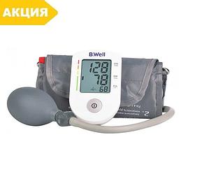 Тонометр полуавтомат B.Well PRO-30 электронный измеритель артериального давления полуавтоматический