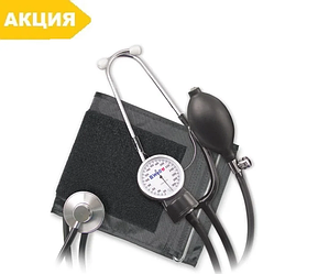 Тонометр механический B.Well WM-62S ручной измеритель артериального давления со стетоскопом