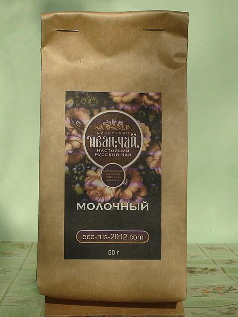 Иван- Чай листовой молочный 50 гр.