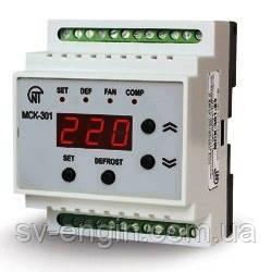 МСК-301-3 - термостат-контроллер температурными приборами